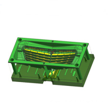 Auto Parts Plastic Mould for Intake Grille