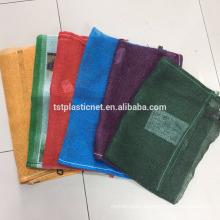 100% Virgin Polypropylene L-sewing fire wood bags