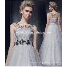 HOTSALL серебристо-серый элегантный благородный плюс Размер бутик вечернее платье