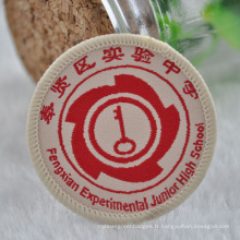 Embroidery Patch with Clothing / Apparel Woveen Labels