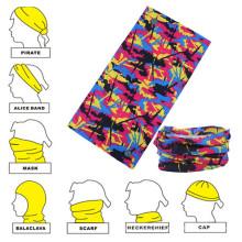 Werbeartikel Polyester Custom Multifunktions Buff Stirnband