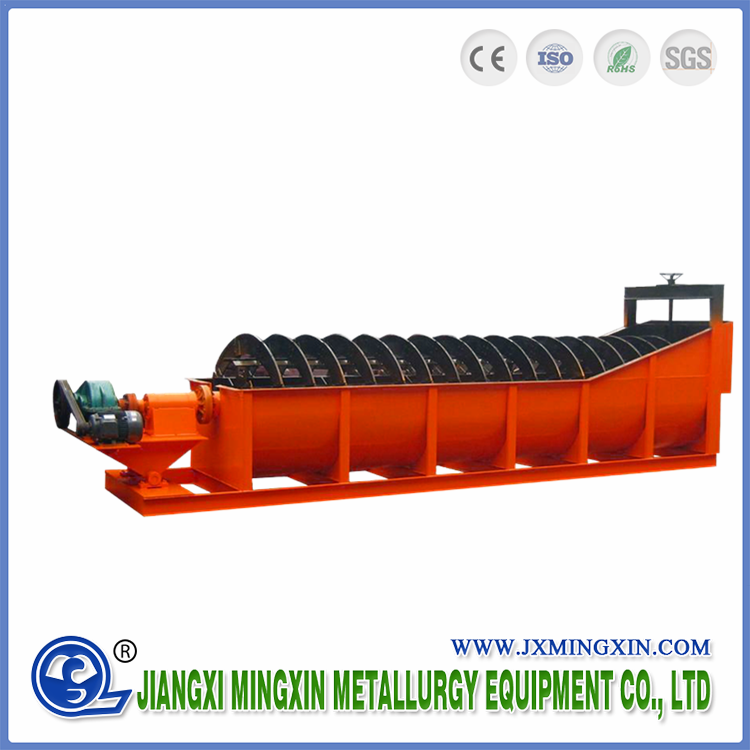 Gold Mine / Stone Sand Spiral Classifier
