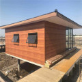 Workshop steel villa prefab house