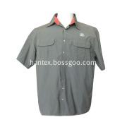 Workwear Office Staff Short Sleeve Business Shirt