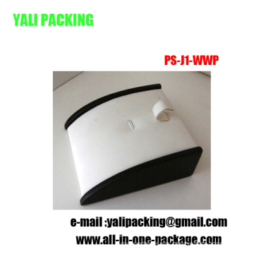 Multifunction Jewelry PU Ring and Pendant Display Stand (PS-J1-WWP)