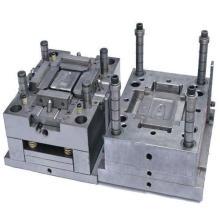 Molde de acero de inyección de mecanizado CNC personalizado para plástico