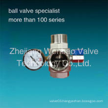 Stainless Steel 304 5 Way Check Valve