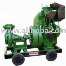 AIR COOLED DIESEL PUMPSET 5 HP AND 10 HP