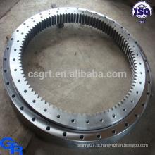 Gira-discos rotativos industriais, anel de giro do sem-fim, anel transversal