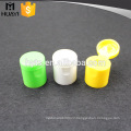 24/415 flip top cosmetic bottle cap with pp material
