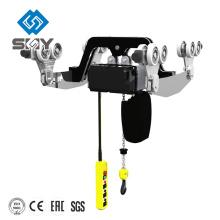 легкий и небольшой ручным механическим приводом 500кг КБК подвеска мостового крана
