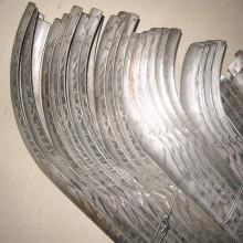 Детали электростанции Эрозионные экраны котельных труб