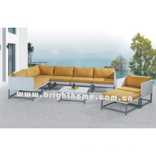 Modern Sofa Set Wicker Outdoor Furniture Bp-829