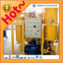 Online usado máquina de purificador de óleo de turbina (TY Series)