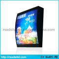 Custom Hanging Advertising Menu Board Frame for Fast Food Restaurant
