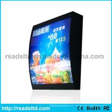 Nueva caja de luz LED Stlye Menu Display