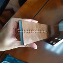 Copper aluminium composite panel application for EV battery