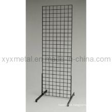 2'w X 6'h Gridwall Panels Display Racks