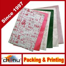 Бумага для рождественских тканей в веселых рисунках (510041)