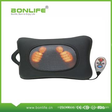 2014 Microbeads moda vibrante masaje almohadillas del cuello del coche