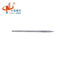 Haitian machine single injection screw barrel direct from manufacturer