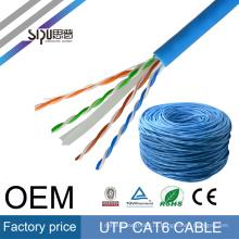 СИПУ высокое качество 305м cat6a сетевой кабель Ethernet низкие цены UTP кабель cat6 сетевой кабель