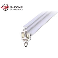 SC02 Rail de rideau en plastique PVC de bonne qualité