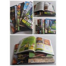 Firmenkatalog / Buch / Broschüre Druck für Werbung