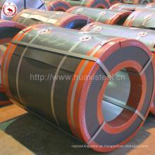 Telhas de telhado de metal revestidas de zinco Usado PPGI de alta qualidade PPGI na China