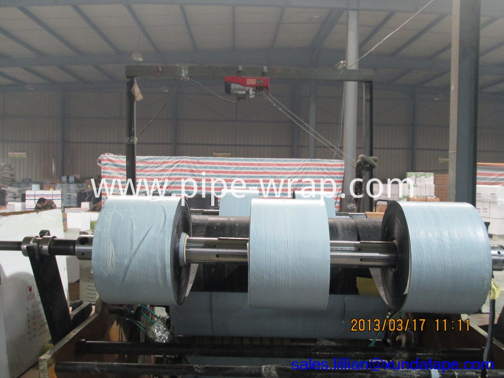 anticorrosion pipe wrap tape584