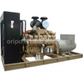 700kva industrial power plant generator with Brush-less & Self-excited alternator