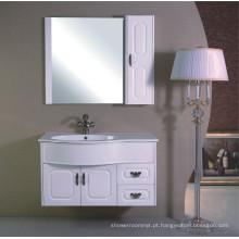 Mobília do armário de banheiro de 100cm (B-336)