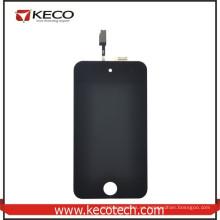 Precio de fábrica para Apple iPod 4 4th LCD Pantalla Touch Digitizer Screen Assembly Negro