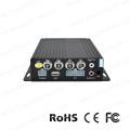 720p Ahd 4CH High Definition SD Vehicle Mobile DVR