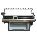 Double System Computerized Flat Jacquard Knitting Machine