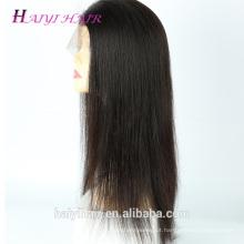 Aliexpress Cabelo Livre Amostra Do Cabelo Bundles Grau 6A Remy Atacado cabelo humano peruca do laço