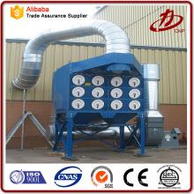 Separador de poeira do sistema do separador