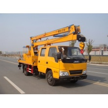 JMC new aerial bucket boom trucks for sale