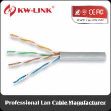 Cabo UTP / FTP / STP / SFTP Cat 5e Lan a partir de 25 Cable Factory