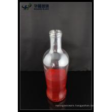 Xuzhou 835ml Empty Large Juice Glass Bottles for Sale