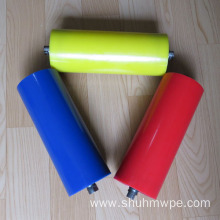 UHMWPE roller for coal industry