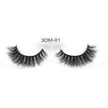 3D Mink Eyelashes 100% Fur Material Hand Made Eyelash 3dm-01