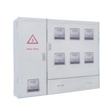 Caja de metro monofásica para medidores 6PCS