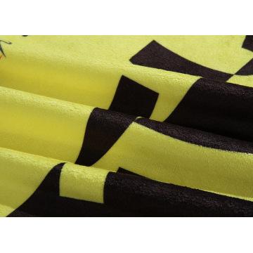Microfiber Gym Towel Personalized Printed Towels