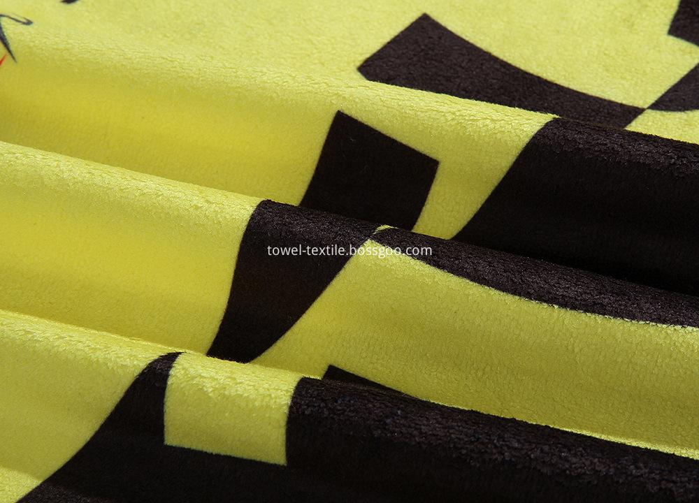 Microfiber Sports Towel