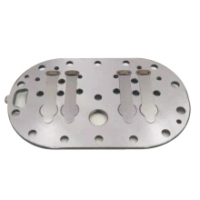 Bitzer S6F-30.2 valve plate assy (82.0) 3/4NPTF without gasket 3 pcs for one set