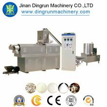 Línea de producción de almidón modificada / Máquina de extrusión de almidón modificada