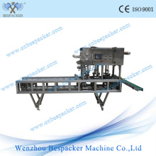 Máquina de sellado de bandeja de agua desechable para vasos de sellado