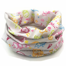 OEM Produce Customized Design Printed Kid′s Polyester Multifunctional Headband