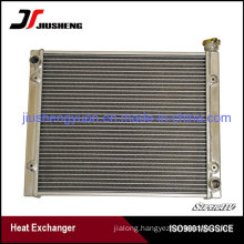 Quality Aluminum Radiator For Cat E320C